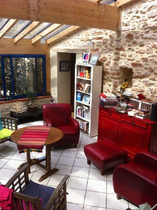 Chambre ind pendante dans ferme restaur e chambres d - Chambres d hotes languedoc roussillon ...
