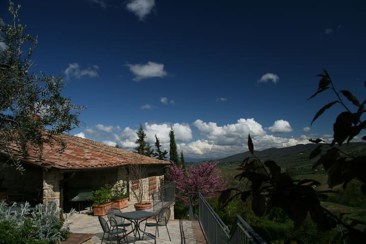 Apartment in the hearth of Chianti - Greve in Chianti - Appartement