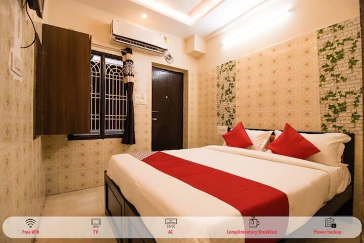 The Chhatrapati Residency - Hygiene & Comfy Stays!