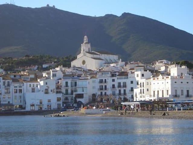 Cadaqués: Charming seaside aprtment - Cadaqués - Byt