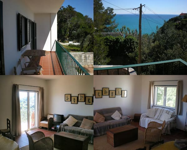 Arrabida Oceanfront Apartment - Setúbal
