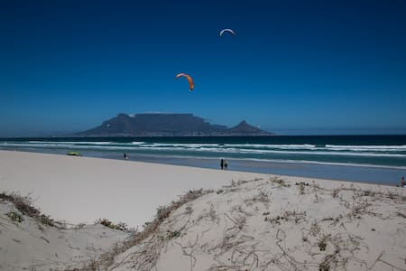 Quiet one bedroom apartment near the beach - Cape Town - Daire