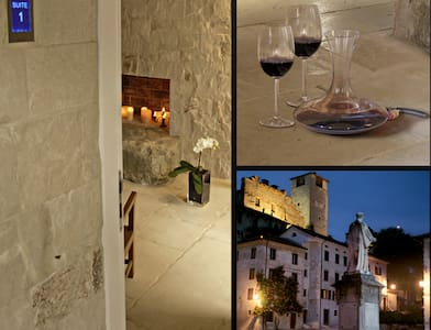 ViaParadiso32 suite3 Dream&love - Feltre - Bed & Breakfast