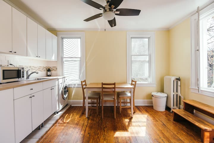 Spacious Apt 10 Min from Manhattan