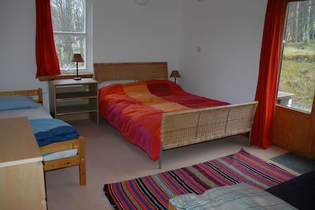 Loch Voil Hostel Family Room