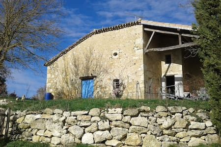"self-catering cottage in ""rural Gascony"" - Saint-Mézard - Natur-Lodge"