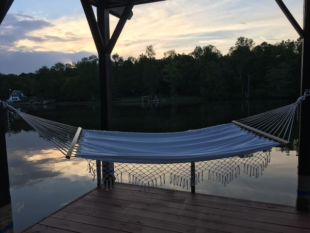 Lakeside Haven - Greenville - Hus