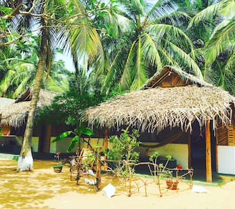 Sun Wind Beach Kalpitiya - Double Bed- Cabana 3