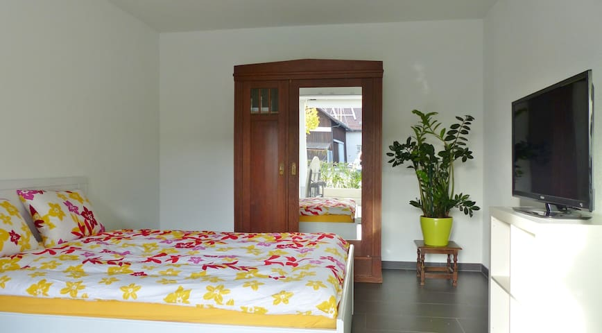 Zimmer mit Frühstück - Affoltern am Albis - Bed & Breakfast