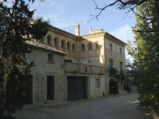 Casa Rural Torre de Campos  - Ainzón - Дом