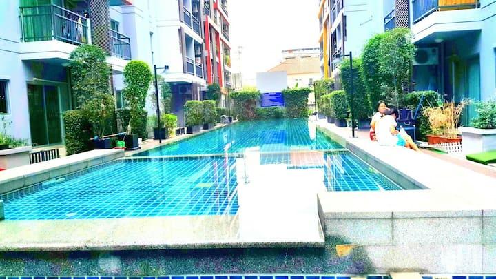 Bangkok @ Sukhumvit 101/1 near BTS