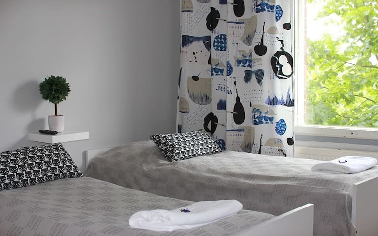 Standard Apartment, 4 Bedrooms, Balcony - Majatuvankuja 1