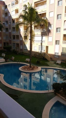 Apartment 1 bedroom holiday, Wifi.