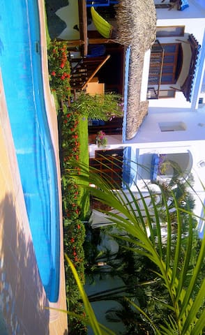 Private Villa w/pool steps to Beach - Playa Blanca Resort  - Huis