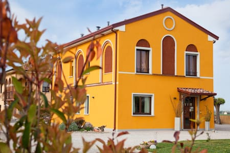 Room & Breakfast Basilico - Portomaggiore - Bed & Breakfast