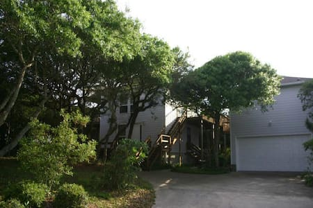 Beach House with Ocean view - Pine Knoll Shores - 独立屋