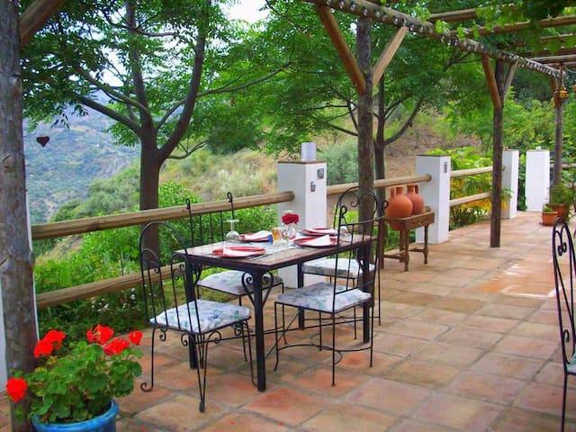 La Rosilla, luxury country Finca. - Colmenar - ที่พักพร้อมอาหารเช้า