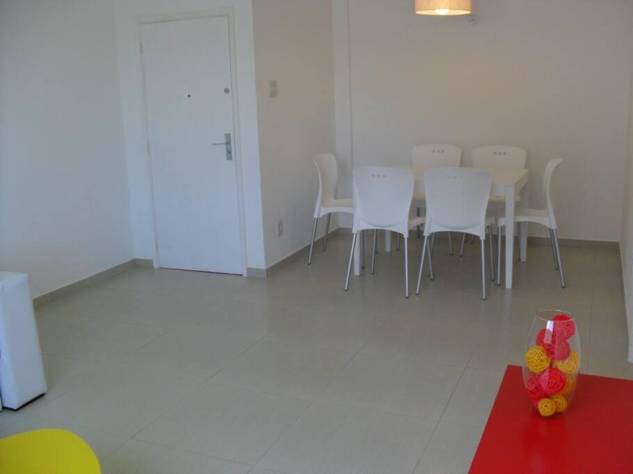 Sala - Mesa de Jantar