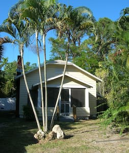 Monthly or seasonal Rental Cottage - Fort Myers - Hus