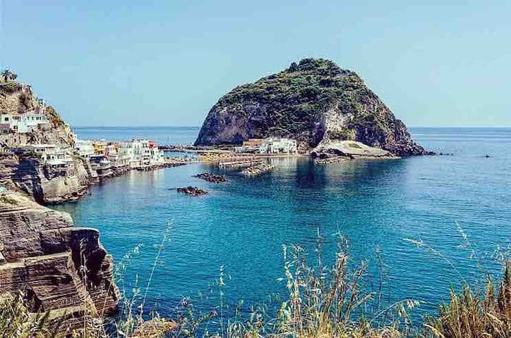 Beach House in Sant'Angelo d'Ischia