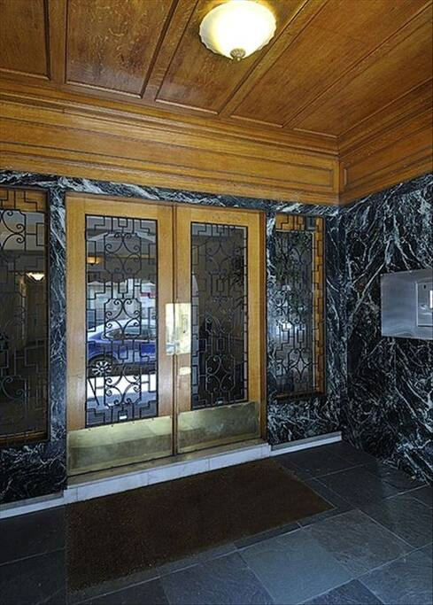 Door to Lobby