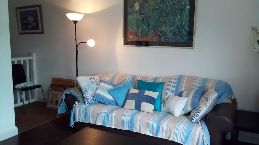 2 double bedroom beautiful, central apartment