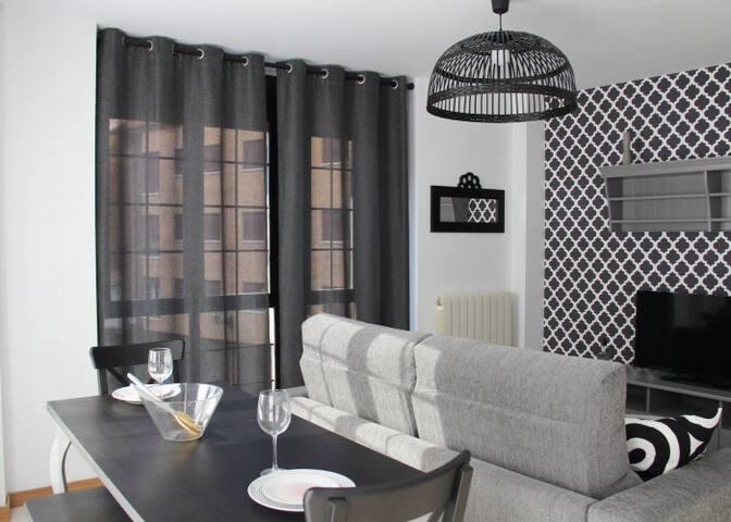 Apartamentos Turisticos VINOYCAMINO La Rioja - Nájera - Lejlighed