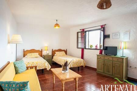 Apartamento El Roque (Artenatur) - Artenara - Flat