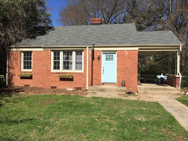 Owlet Cottage Oakwood/Downtown Raleigh