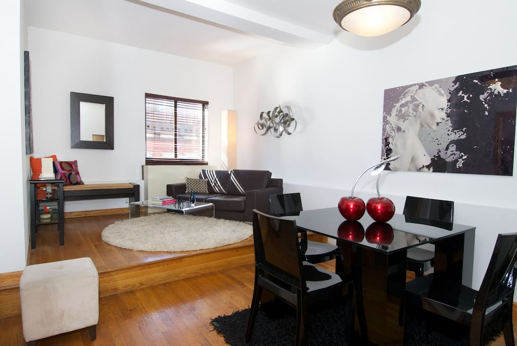 Beautiful modern midtown apartment apartments for rent for Beautiful apartments in nyc