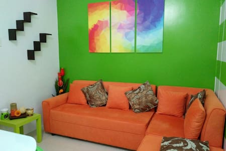 Cozy and Lovely 1 Bedroom Unit at Grass Residences - Quezon City
