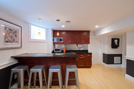Spacious, bright, modern, private. - Appartamento