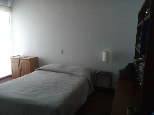 Cuarto privado casa El Caimo.