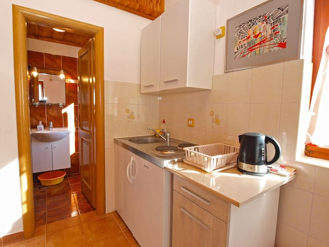 """750"" Studio apartment for 2 people - 普拉 - 公寓"