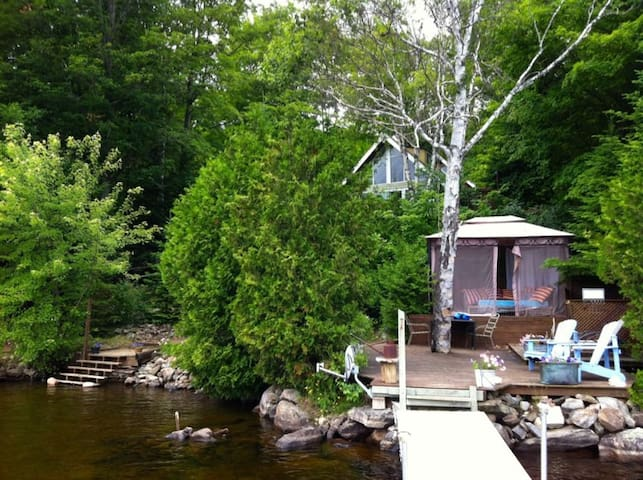 Great Family Cottage by Lake Kash - Haliburton - Cottage