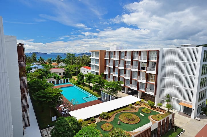 At Sea Condo @ Studio B 501 - Ao Nang - Appartement