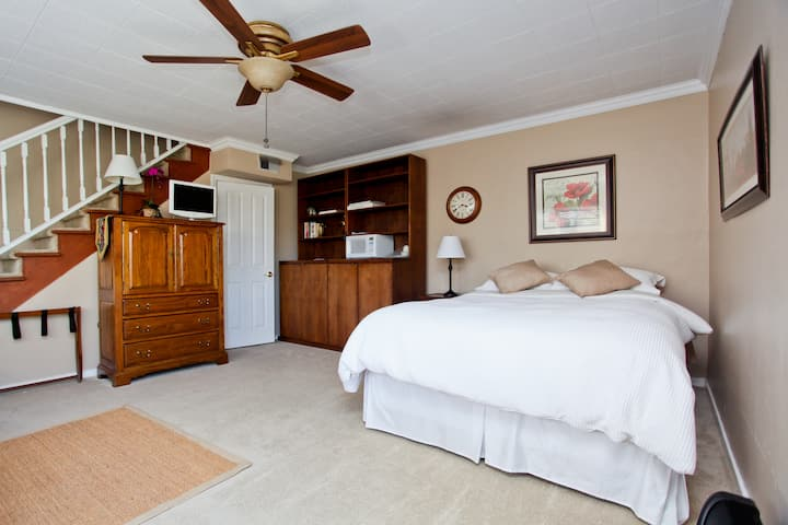 Private Guest Room / private entry