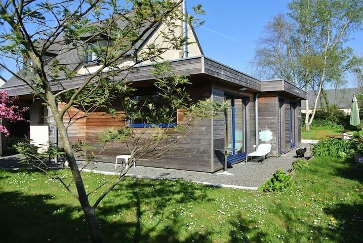 Jolie maison à l'Ouest du Cotentin - Blainville-sur-Mer - Ev