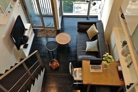 Contemporary Modern Duplex-Thong Lo - Apartament
