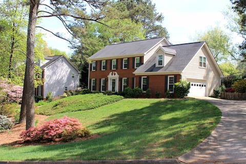 Perfect Location: I-85, Gas South, Dining, Trails