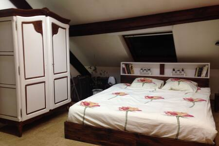 Cozy accommodation near Ribaucourt Station - Sint-Jans-Molenbeek