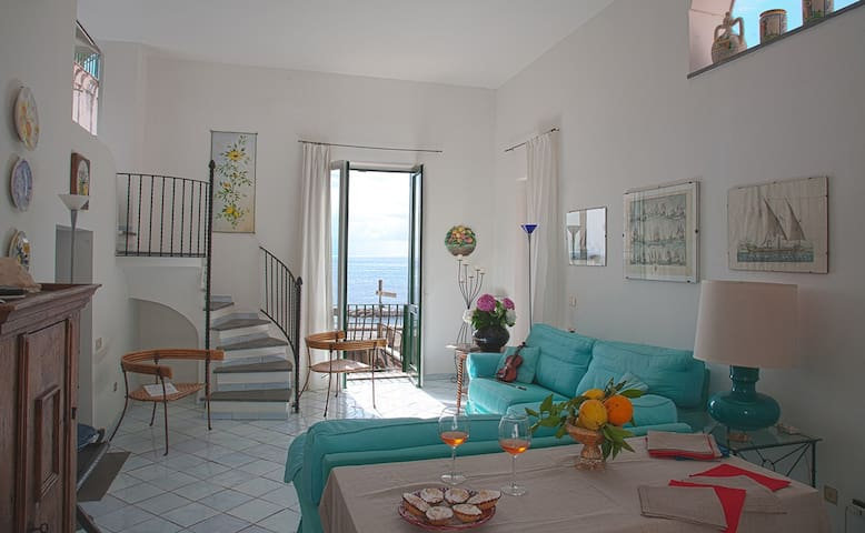 """Caesarina House""  Amalfi Coast - Atrani - Appartement"
