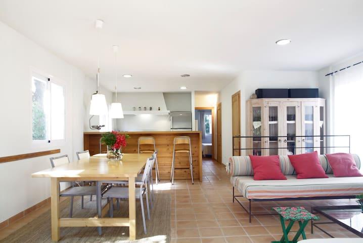 Acogedora casa a 300 metros del mar - Sa Ràpita