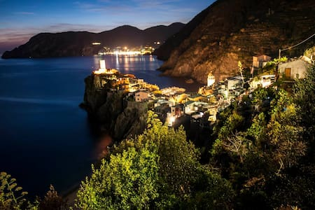 Gianna Rooms - Vernazza CinqueTerre