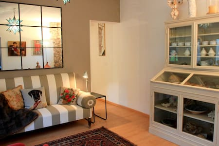 Jolie maison au coeur du vignoble alsacien - Andlau