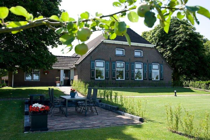 hof van lenthe app De Mataram - Dalfsen - Apartment