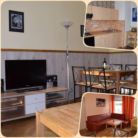 Bendsieferhof im alten Bürgermeisteramt Wohnung 1