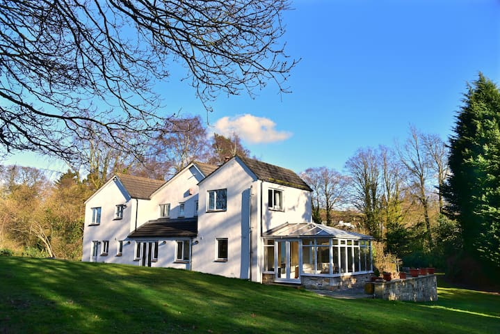 Large country house in Northumberland countryside - Stocksfield - Casa