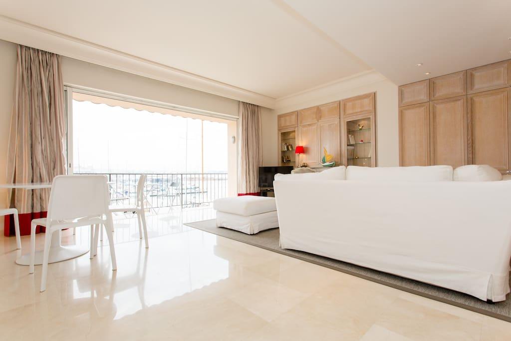 Cannes, Sea Vue, Croisette