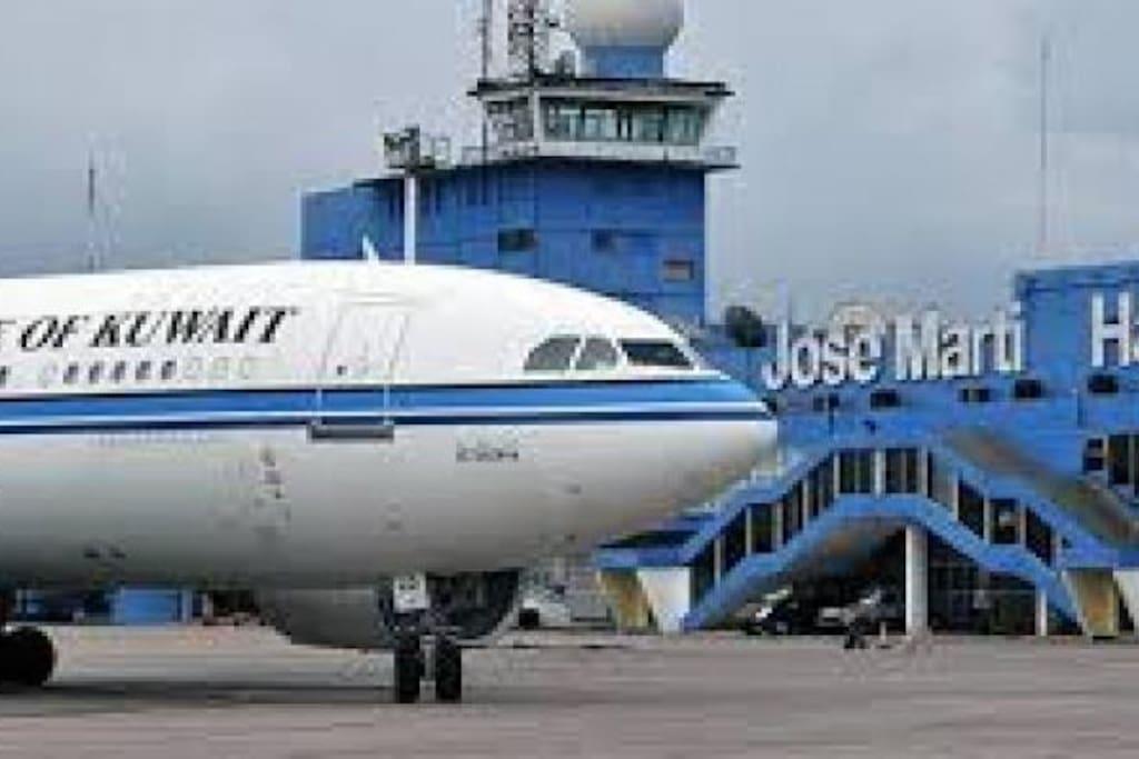 Aeropuerto de La Habana Terminal 2